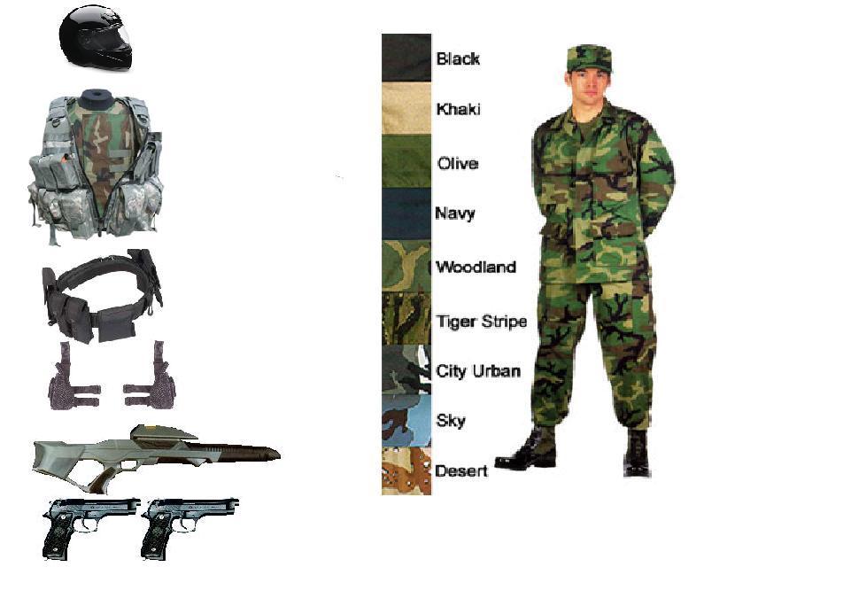 A uniform look